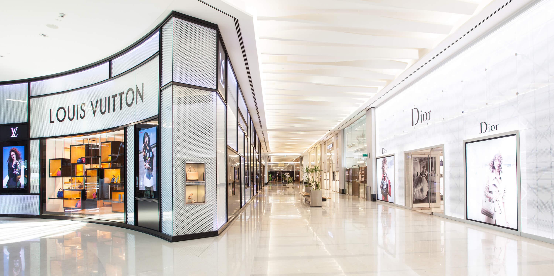 modern malls image